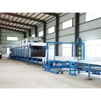 Quality Full-Automatic Horizontal Continuous Polyurethane Foam Injection Machine With American Vicking Pump wholesale