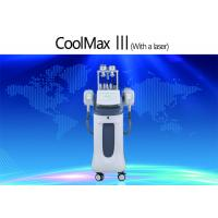 Quality Vertical 5 In 1 Body Slimming Machine / Cryolipolysis Fat Freezing Machine wholesale