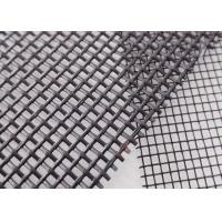 China 365g Pet Safe Screen / PVC Coated Polyester Colored Pet Insect Screen Mesh on sale