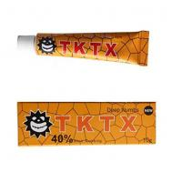 China TKTX Quick Strong Effect No Pain 40% Tattoo Anesthetic Cream / Deep Numb Cream on sale