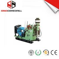 Quality 22 Kw Power Small Core Drilling Rig XY - 2B With 600m Drilling Depth wholesale