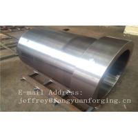 Cheap Hydro - Cylinder Alloy Steel Forgings C45 C35 4140 42CrMo4 Heat Treatment Rough Machined for sale
