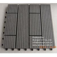 Cheap WPC DIY decking tiles for sale