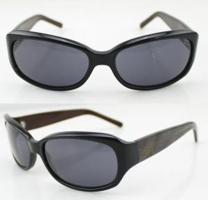 Quality Custom Made Unisex Acetate Frame Sunglasses Protect Eyes From UV wholesale