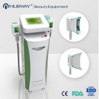 China Advanced design Cool Therapy Lipo Cryo Fat Freezing Machine for unwanted fat remove on sale