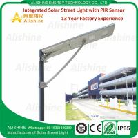 Quality Competitive Price 30 Watts LED Solar Street Light with 5 Years Warranty wholesale