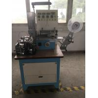 Quality Automatic High Speed Ultrasonic Automatic Labeling Machine For Ribbon , Belt Cutting wholesale