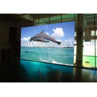 Quality Standard Size Stage LED Screen 1000cd/㎡ Brightness High Definition Display wholesale