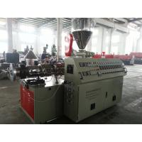 Quality Extruding Machinery Plastic Pipe Extrusion Line for PVC CPVC UPVC Pipes Making Machine wholesale