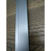 Quality Darkness Nickel Coating Gray Anodized Aluminium Industrial Profile 6063-T5 / 6005-T6 wholesale