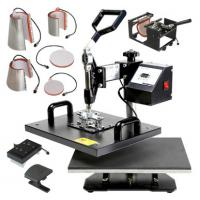 Quality Combo Heat Press Machine 8in1,5in1,Heat Transfer Manchine,Cargo Services from China wholesale