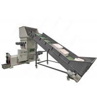 China Expanded Polystyrene Auxiliary Equipment EPS Recycling Melting Machine on sale