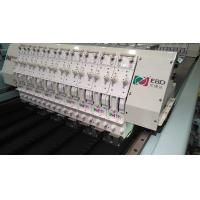 China 7KW Computerized Quilting And Embroidery Machine With Large Rotary Hook on sale