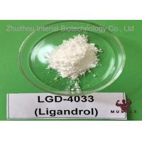 Quality Pure SARMS Lgd 4033 Powder , Ligandrol Sarms For Muscle Growth CAS 1165910-22-4 wholesale