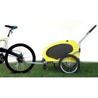 Quality small pet bicytcle trailer wholesale
