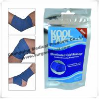 Quality Cool Medical Bandage Elastic Compression Wrap Instant Pain Relief Therapy wholesale