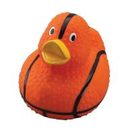 Quality 40 Gram Baseball / Football Baby Rubber Duck Floating LED Light Up OEM wholesale