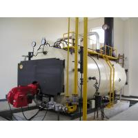 Quality Electric 8 Ton Pressure Vessel Gas Fired Water Steam Boiler , Thermal Insulated wholesale