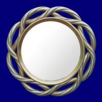 Quality 4030 High Quality Italy Design PU Wall Decorative Mirror Frame wholesale