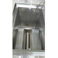 Quality 130 Gallon Kitchen Soak Tank Complete with Stainless Steel Lift Out Rack wholesale