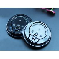 China HIPS Plastic Coffee Cup Lids , Many Different Size Plastic Lids For Paper Cups on sale