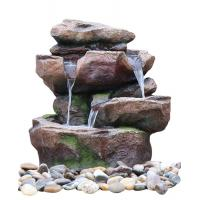 Buy cheap Aquaria Backyard Decorative Water Fountains For Home Easy Install from wholesalers