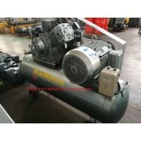 Quality Electric Belt Driven Piston Air Compressor / Portable Piston Air Compressor for Industrial wholesale