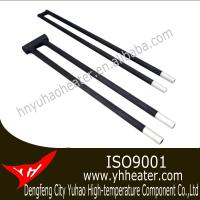 China ISO9001 silicon carbide rod heater on sale