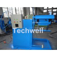 Quality Industrial Automatic Hydraulic Decoiler Machine , Sheet Decoiling Machine wholesale
