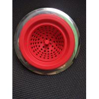 Buy cheap Colorful Mesh Sink strainers from wholesalers