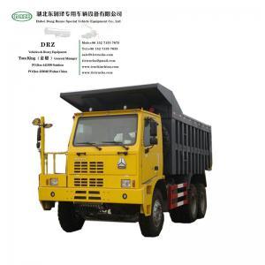 Quality Sinotruk HOWO 70ton Mine Dump Truck U-Box Tipper Truck WhsApp:+8615271357675 wholesale