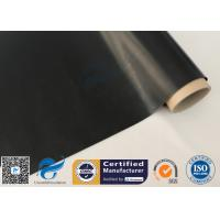 Quality FDA Approved Non Stick Silicone Baking Mat 0.2mm Black PTFE Teflon BBQ Grill Mat wholesale