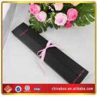 Quality customized door shape hair extension packaging box wholesale wholesale