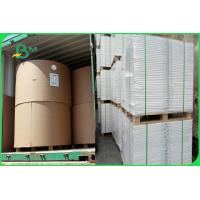 Quality FSC White Coated Glossy C2S Art Paper For Printing Magazine Flyers And Posters wholesale