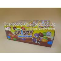 Quality Normal Sugar Coated Mini Chocolate Beans Colorful Children Love For African wholesale