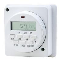 China Cheapest Wall Mounted Digital Plug Timer Light Timers for Lights Time Switches Socket Timer on sale