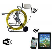 Quality WiFi Pipe Inspection Camera with 120M cable wholesale