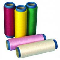 Quality 100% Polyester Yarn draw textured yarn 75D150D300D RW COLORS wholesale