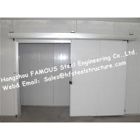 Quality EPS / PU Sandwich Panels Walk in Freezer Panel for Cold Storage to Keep Fruit Fresh wholesale