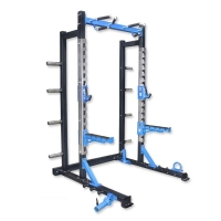 Buy cheap Q235 Full Body Equipment Exercise Strength Squat Stand Rack Power Cage from wholesalers
