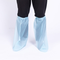 China Waterproof Anti Static  Nonwoven Disposable Polypropylene Shoe Covers on sale
