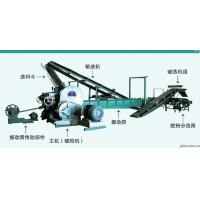 Quality samll scale waste tyre recycling line with CE SGS ISO , low energy consuming wholesale