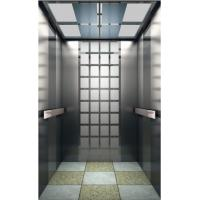 China Fuji Japan System Control Residential Lifts , Energy Saving Commercial Elevators on sale
