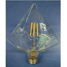 Buy cheap 8W diamond filament led bulbs from wholesalers