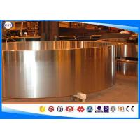 Quality 34CrMo4 / 4137 / 35CrMo Forged Steel Rings With Heat Treated 500 Mm Max Thickness wholesale