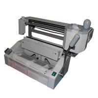 Quality DB-460A Heavy Duty  A4 Desktop Binding Machine For Hard And Soft Covers wholesale