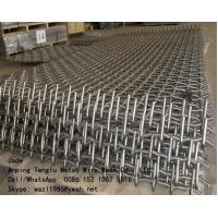 Cheap Stainless Steel Crimped Wire Mesh With Different Types of Edges for sale