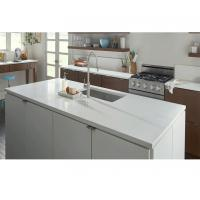 China Manufacturer Pure White Quatz Stone Solid Surface on sale