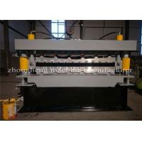 Quality Commecial Cladding R Panel Roofing Sheet Roll Forming Machine Two Deck wholesale