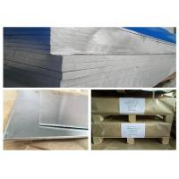 Quality High Hardness Thin Aluminum Sheet , Hard Alloy Aluminum Sheet Material T651 Temper wholesale
